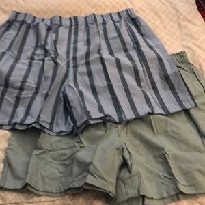 Gap 2 Boxers New without the tag Sz XL (38-40)